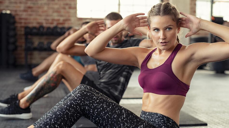 Frauen, Training, Zyklus