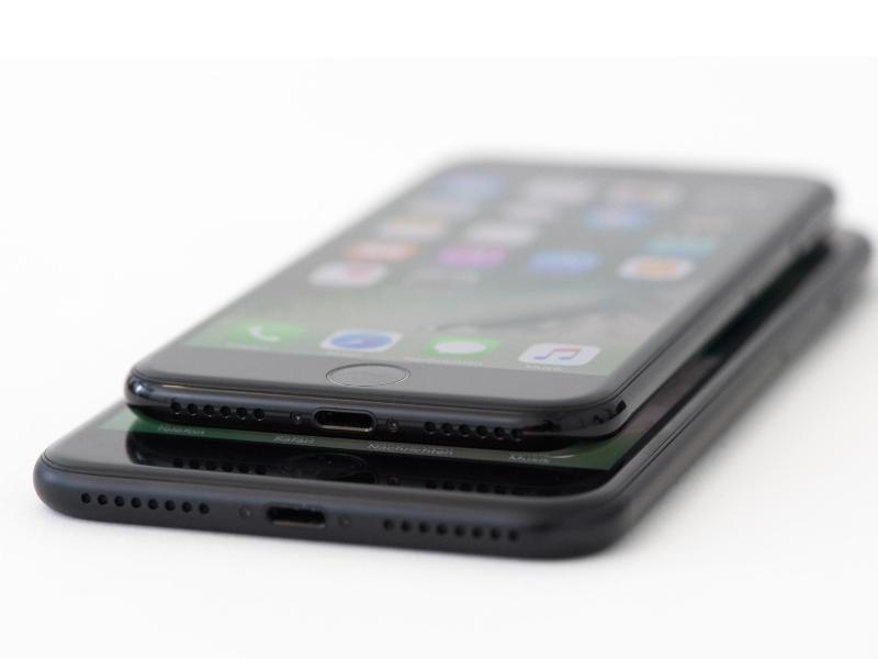 Bild zu Apple iPhone 7 und 7 Plus