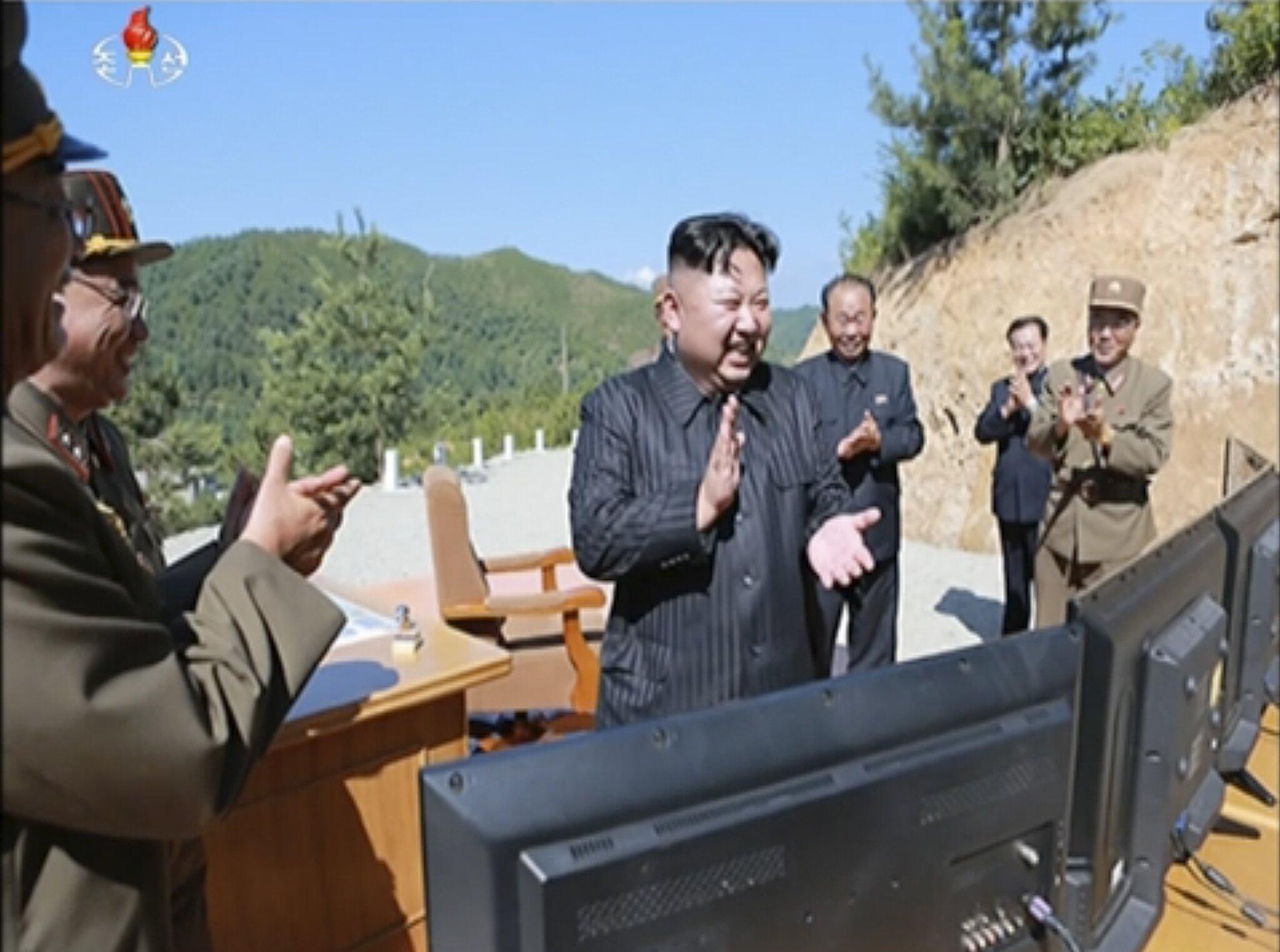 Bild zu Nordkorea droht USA