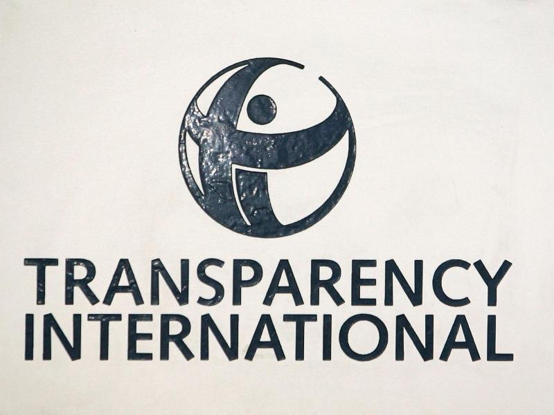 Bild zu Transparency International