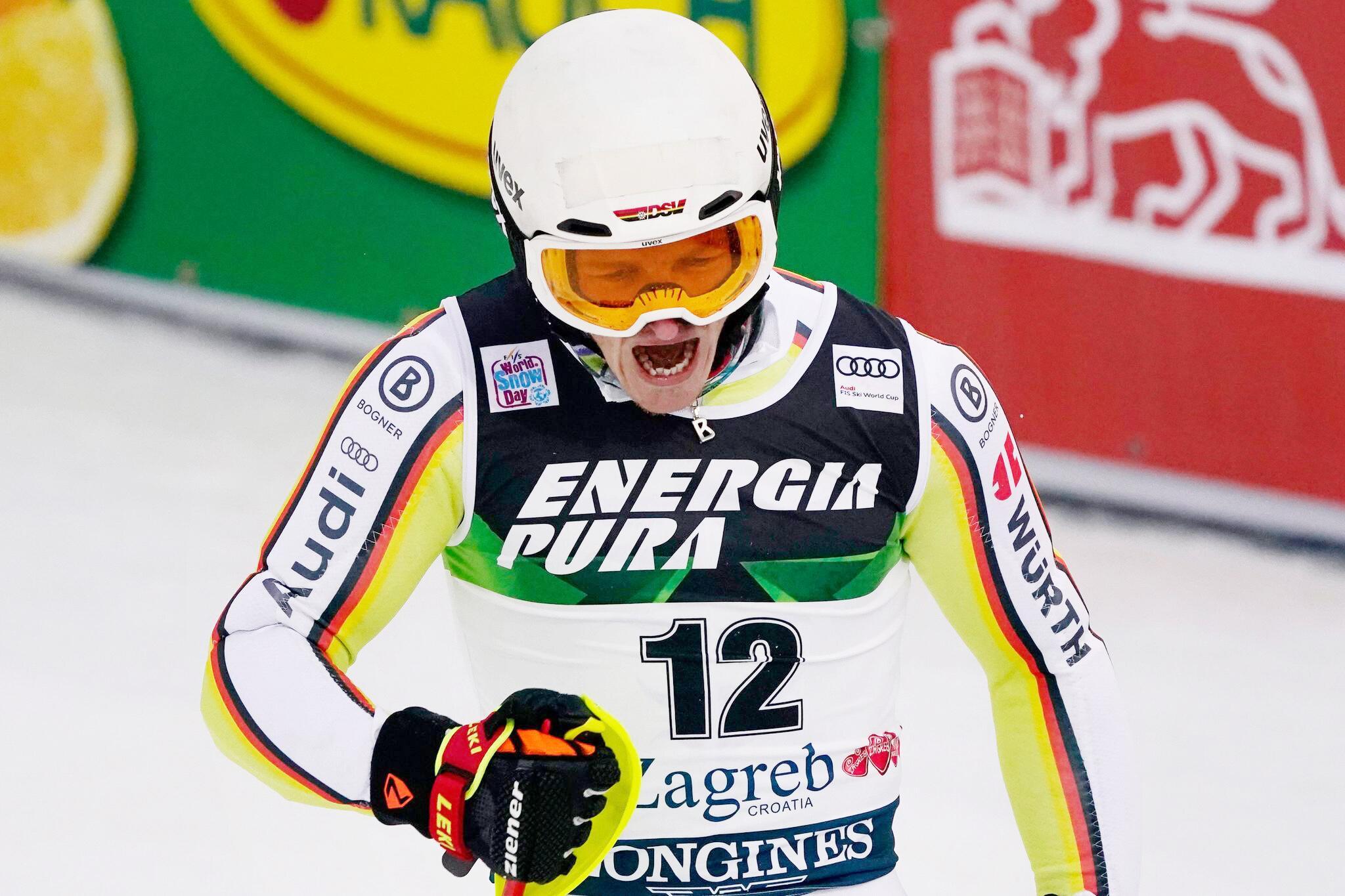 Bild zu Weltcup - Slalom der Herren in Kroatien