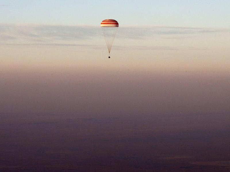 Bild zu Im Landeanflug