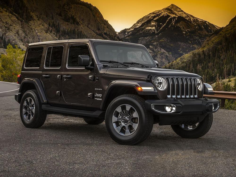 Bild zu Jeep Wrangler 2018