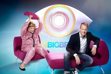 """Oliver Pocher und Cindy aus Marzahn moderieren """"Promi Big Brother"""""""