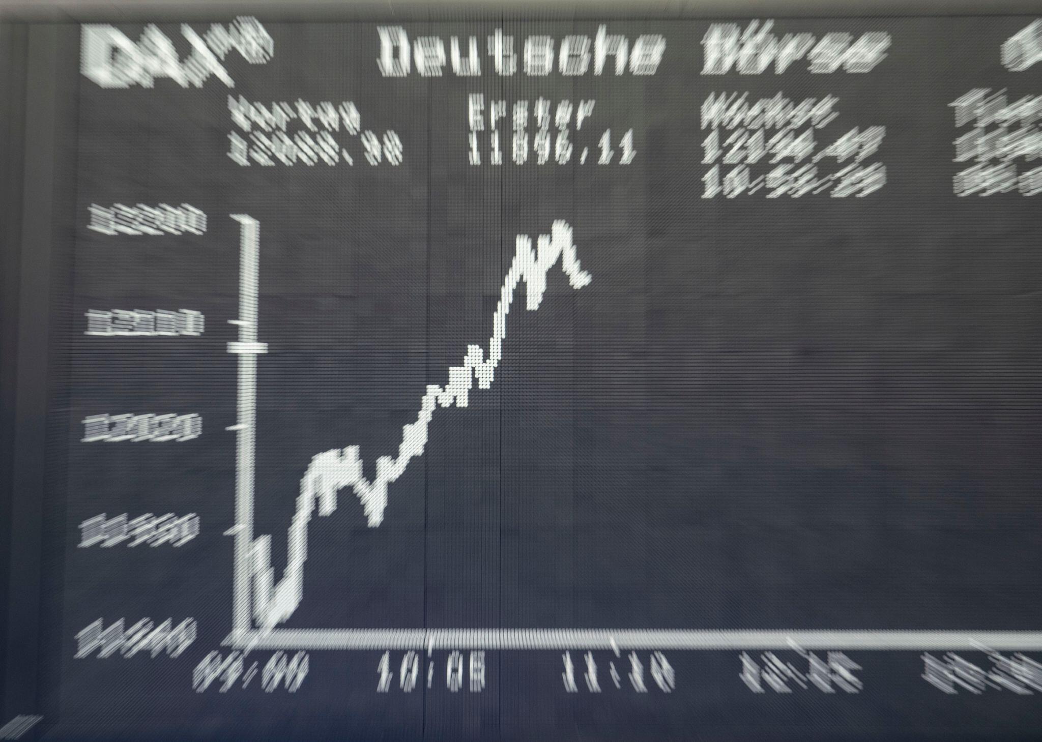 Bild zu Börse in Frankfurt am Main