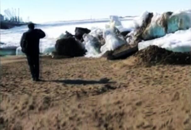 Bild zu Eismassen