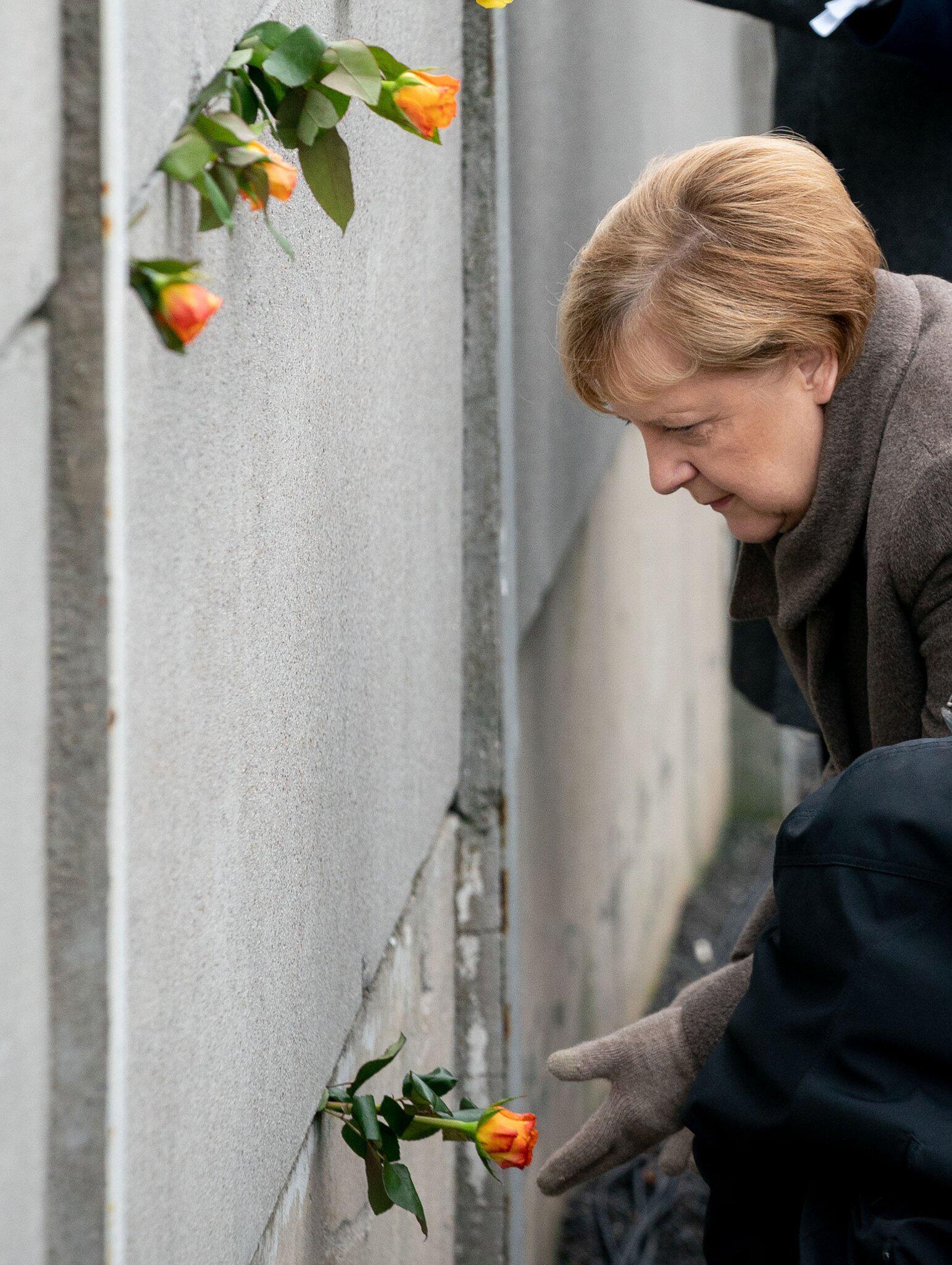 Bild zu 30th anniversary of the fall of the Berlin Wall