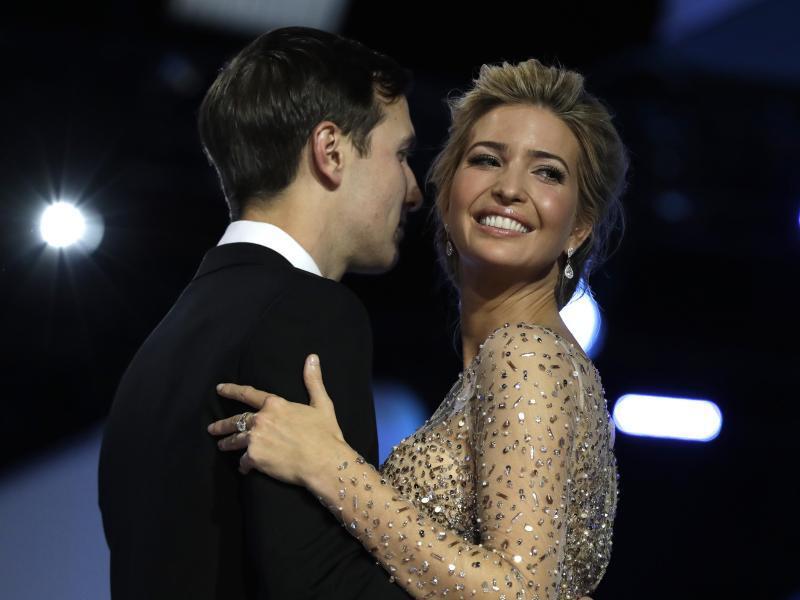 Bild zu Trump-Tochter und Schwiegersohn
