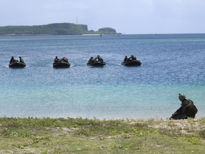 Bild zu US-Pazifikinsel Guam