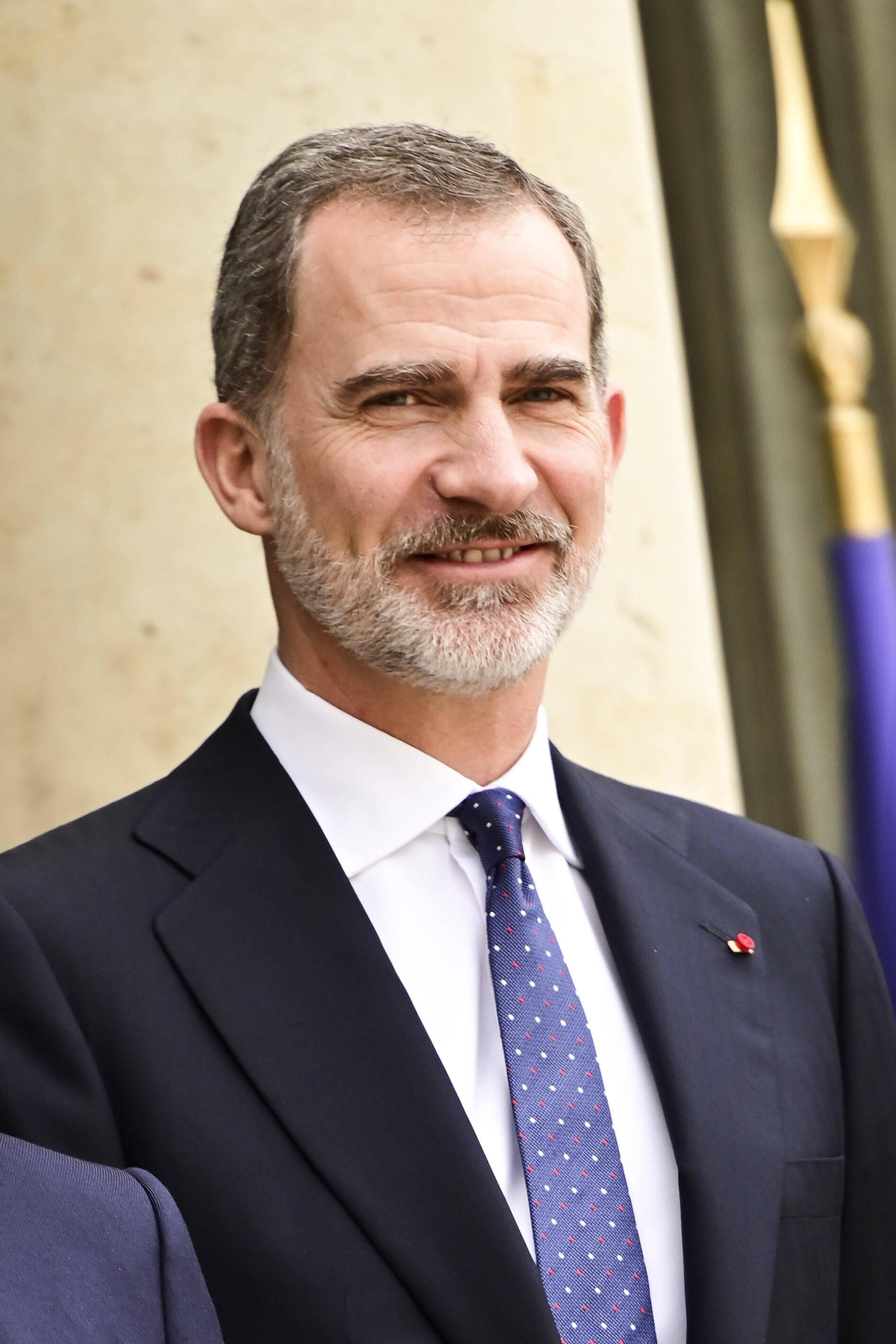 Bild zu Felipe von Spanien