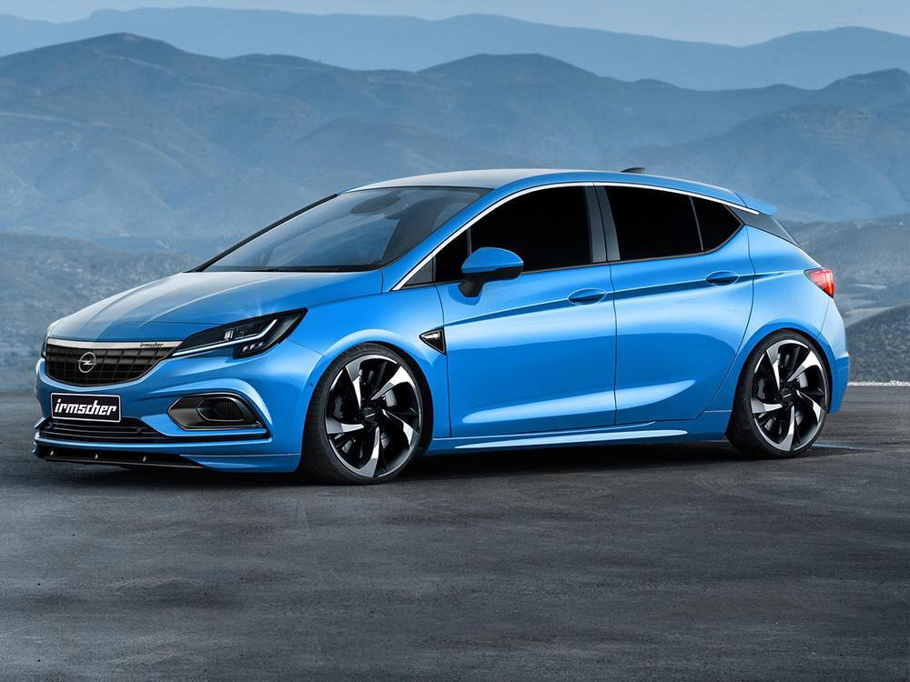 Bild zu Opel Astra K Sport von Irmscher