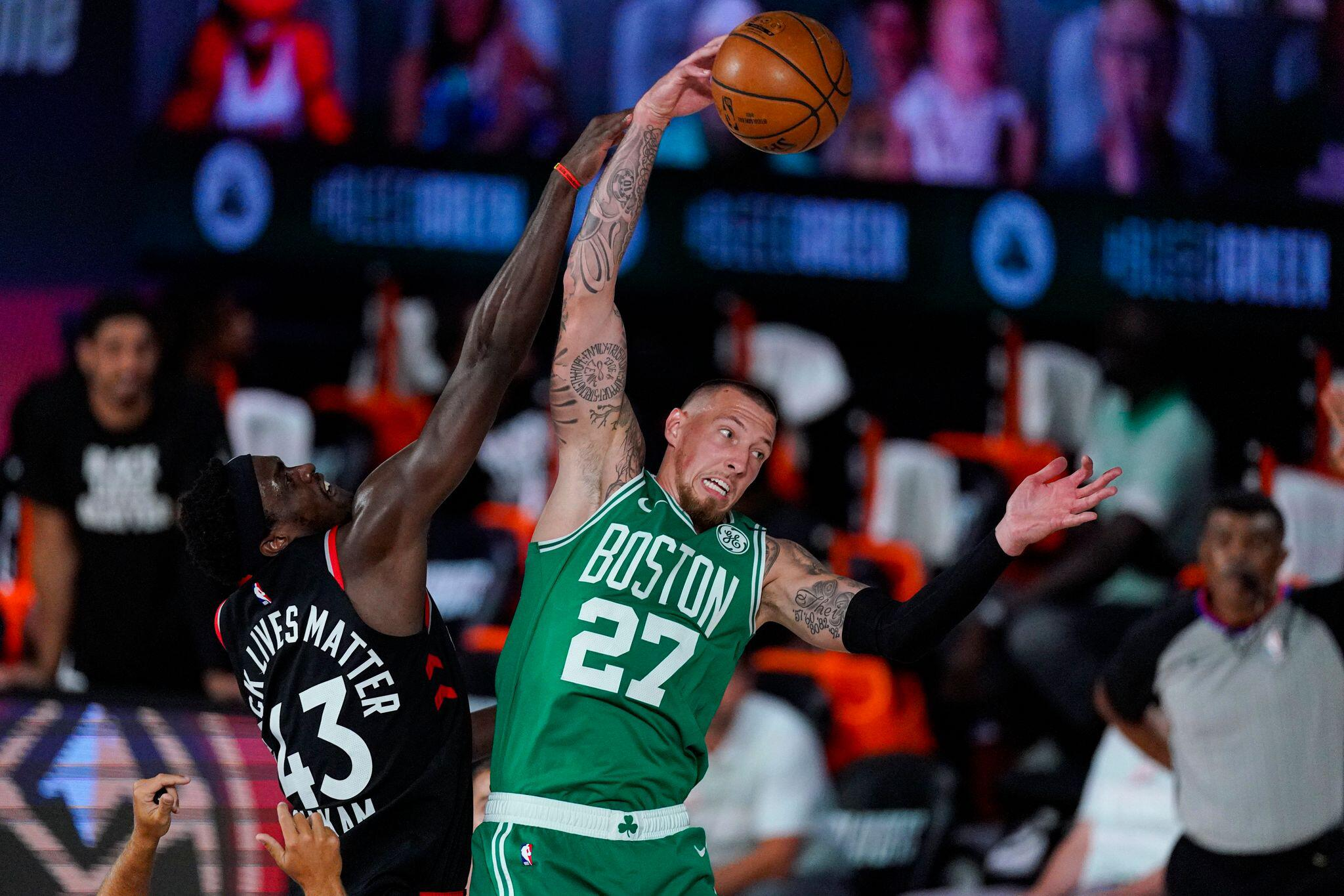 Bild zu Boston Celtics, Toronto Raptors, NBA