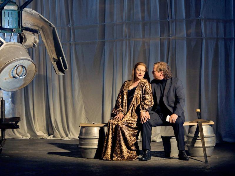 Bild zu Bayreuther Festspiele 2016 - Götterdämmerung