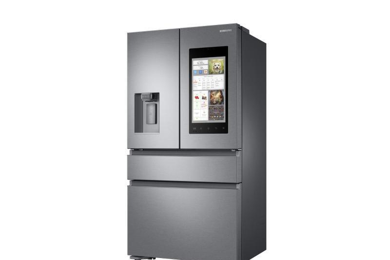Kühlschrank Xl : Samsung lässt mit dem kühlschrank sprechen