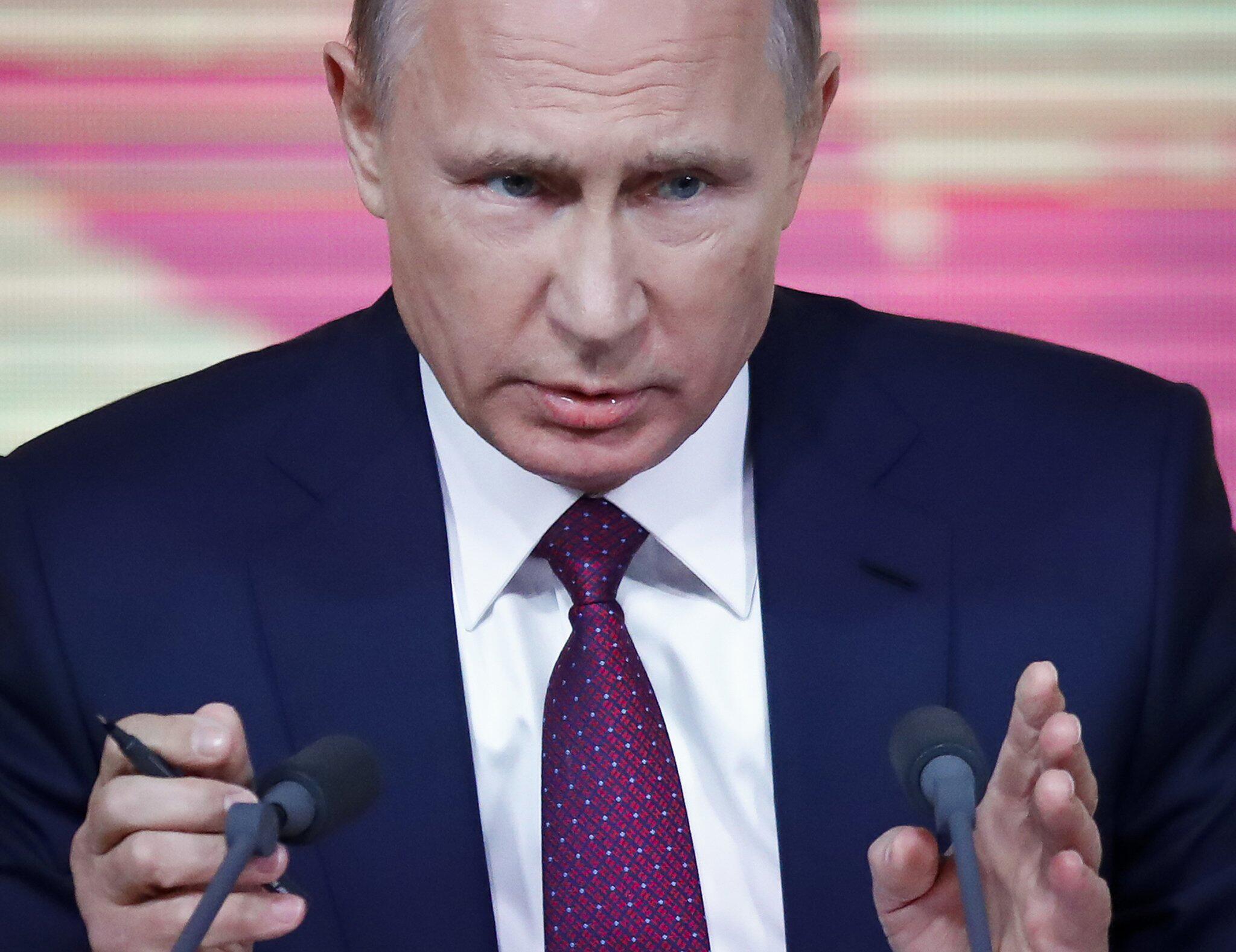 Bild zu Präsidentenwahl in Russland - Wladimir Putin