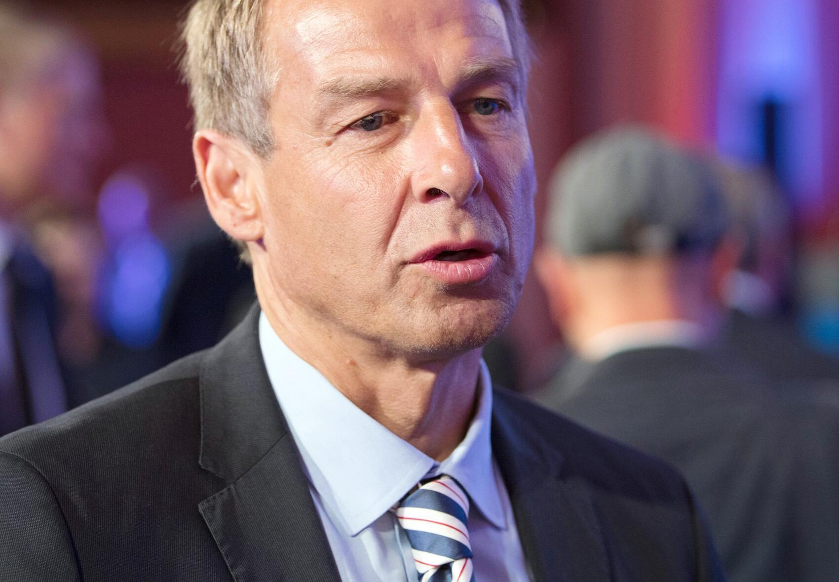 Bild zu Jürgen Klinsmann