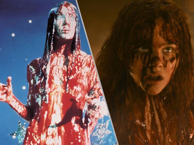 Bild zu Carrie: 1976 und 2013
