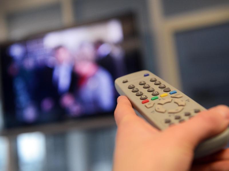 Bild zu Fernsehen