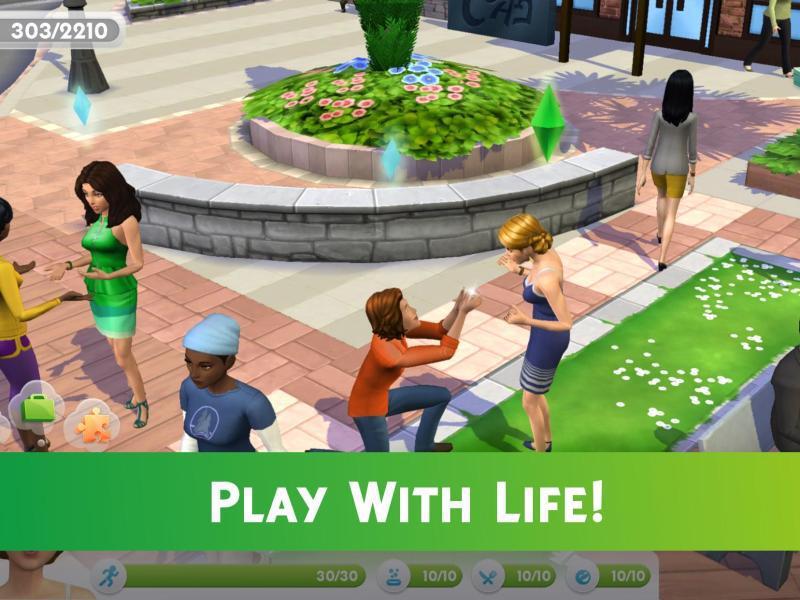 Bild zu «Die Sims» kommt für Android und iOS