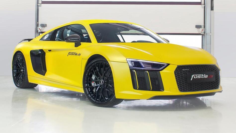 Audi R8 V10 von Fostla