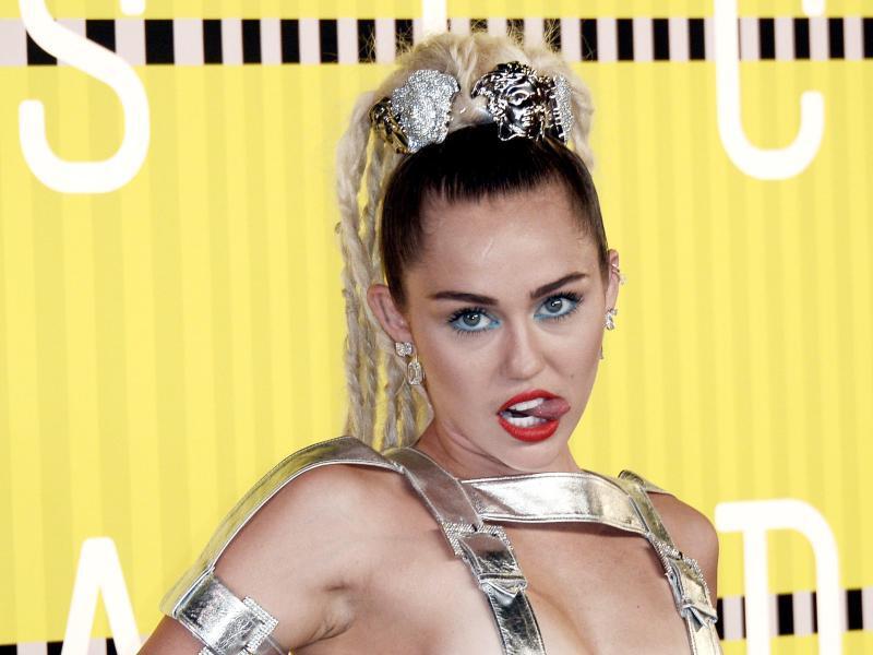 Bild zu Miley Cyrus