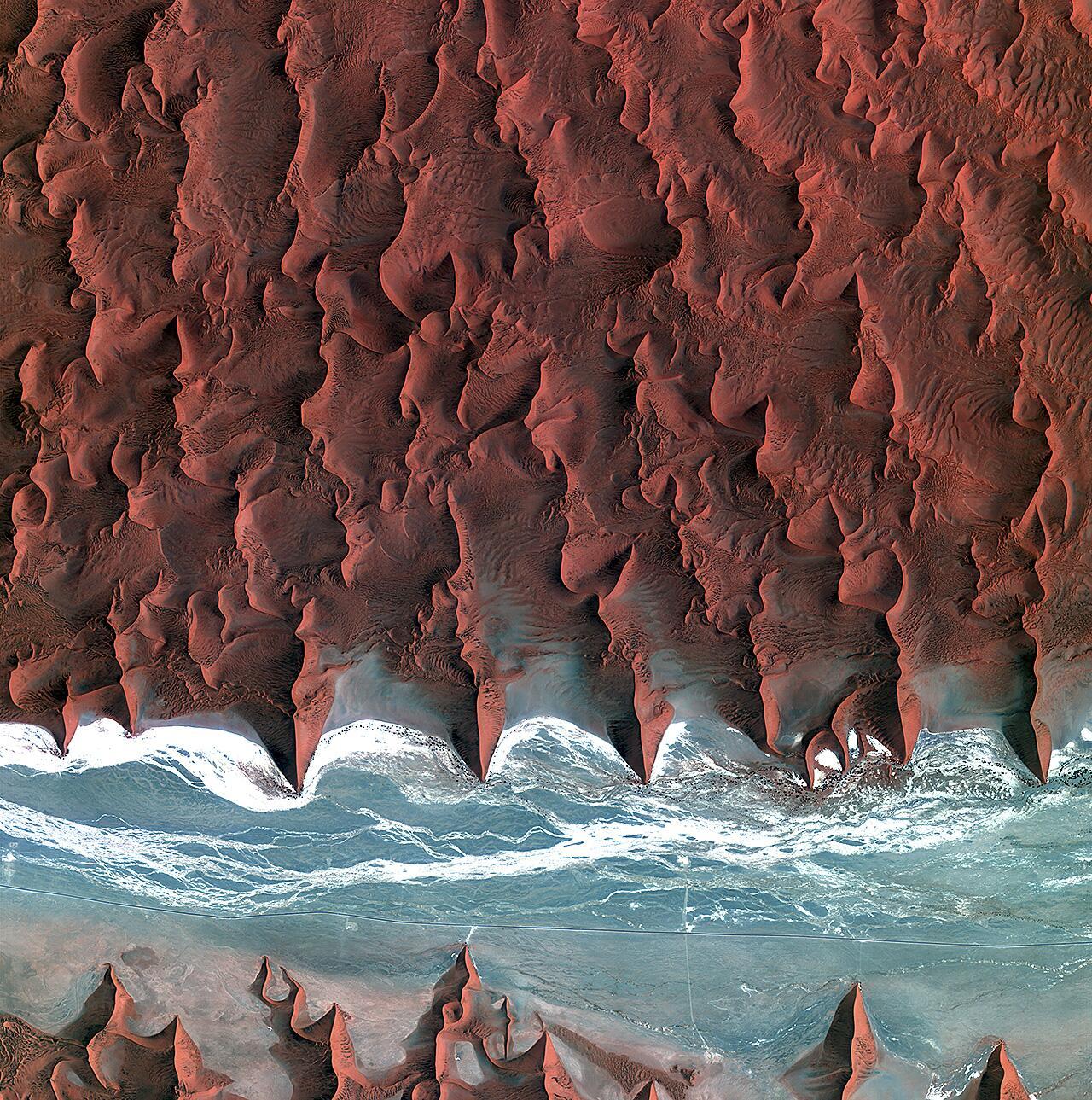 Bild zu Namibische Wüste