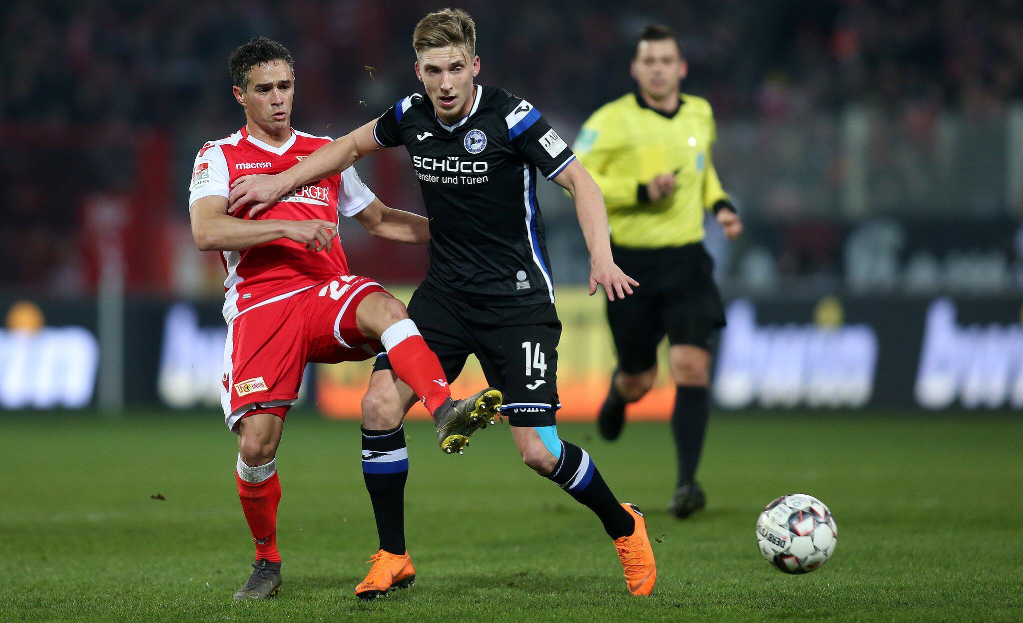 Bild zu 1. FC Union Berlin - Arminia Bielefeld