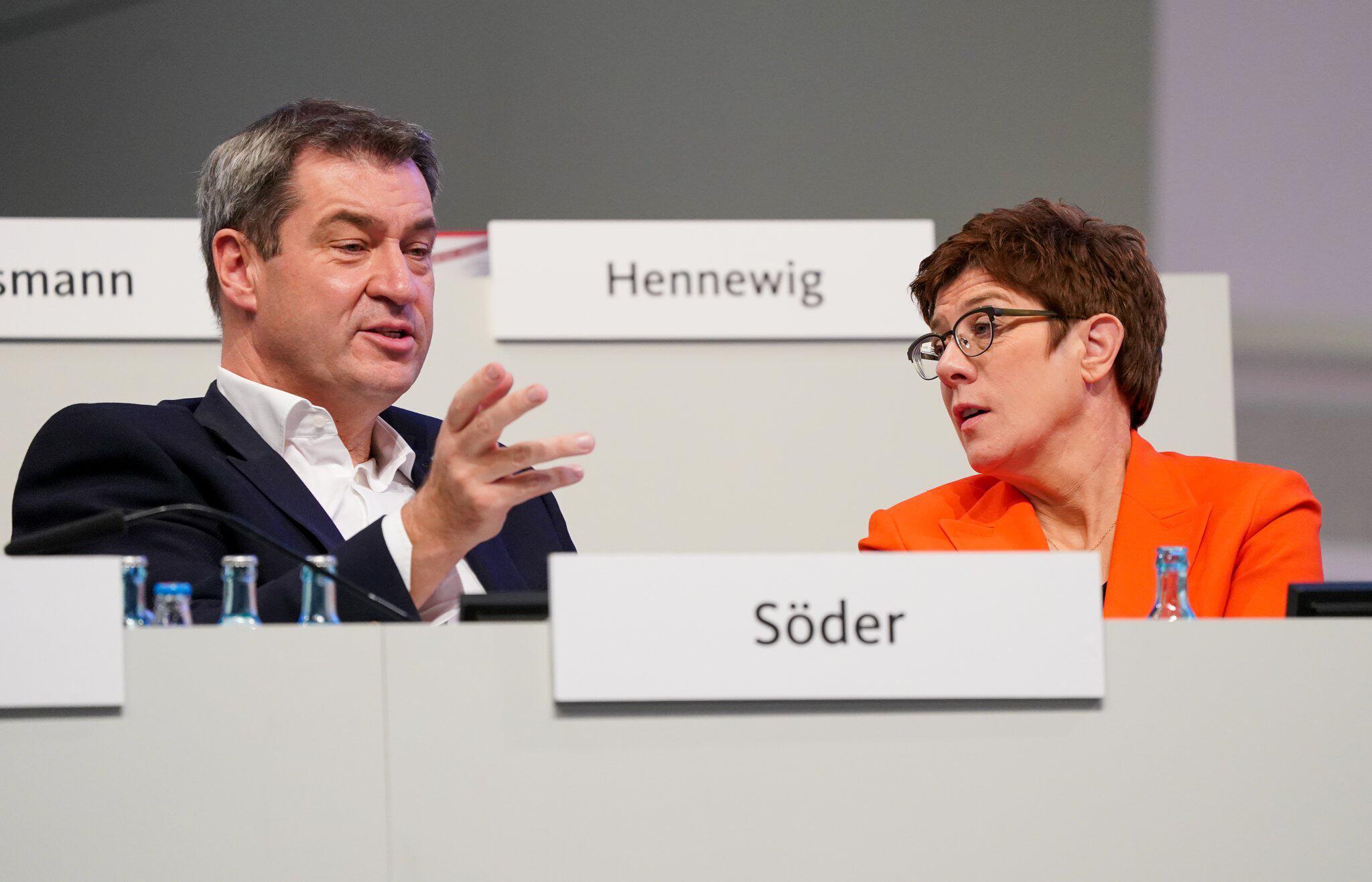 Bild zu CDU-Bundesparteitag