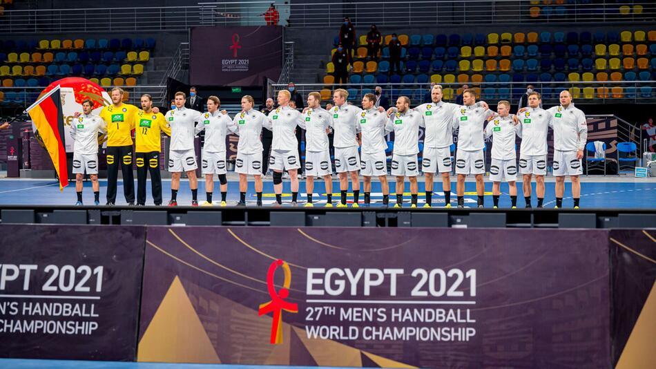 Handball - Deutschlands Nationalmannschaft
