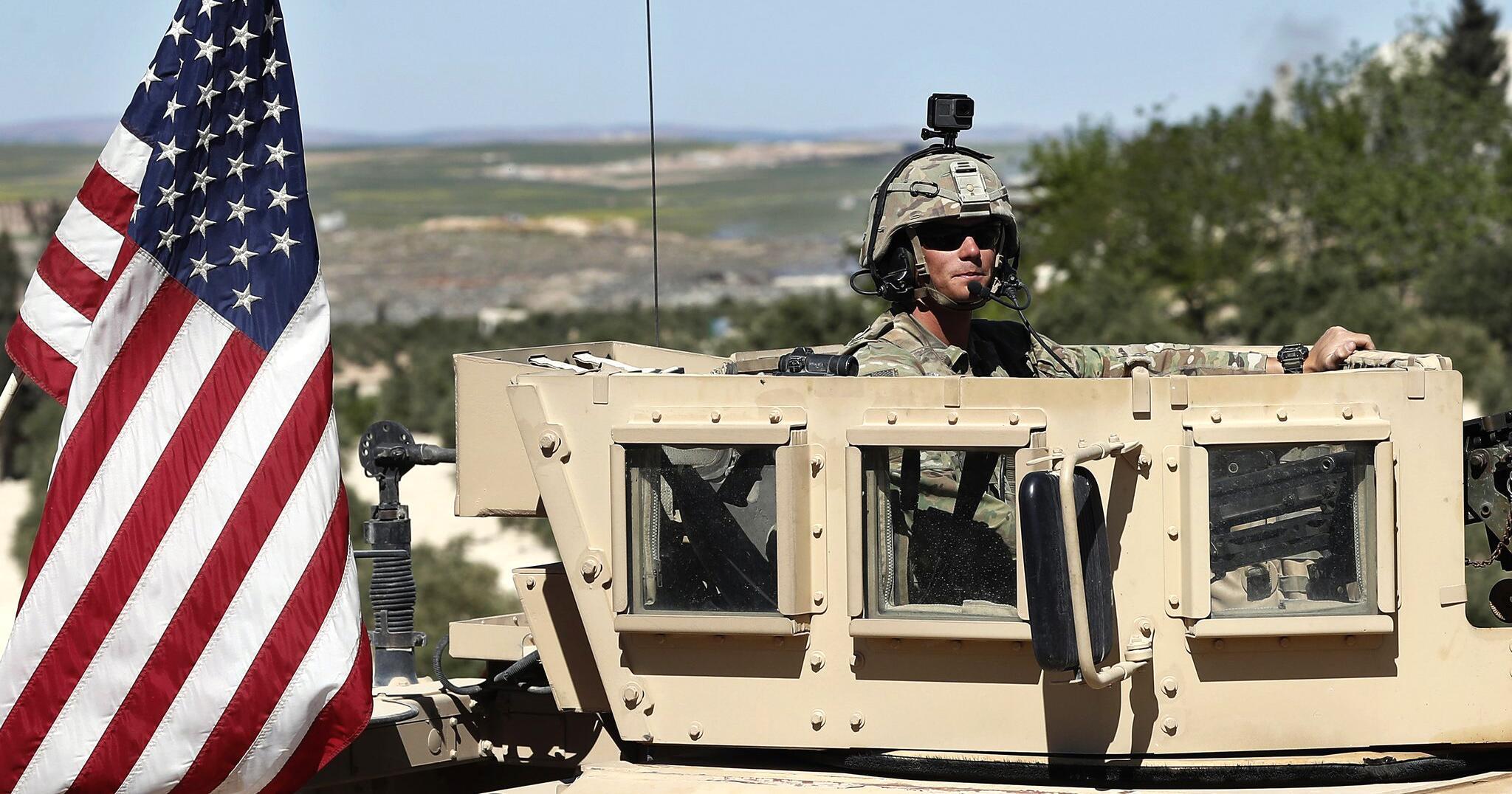 Bild zu US-Militäreinsatz in Syrien