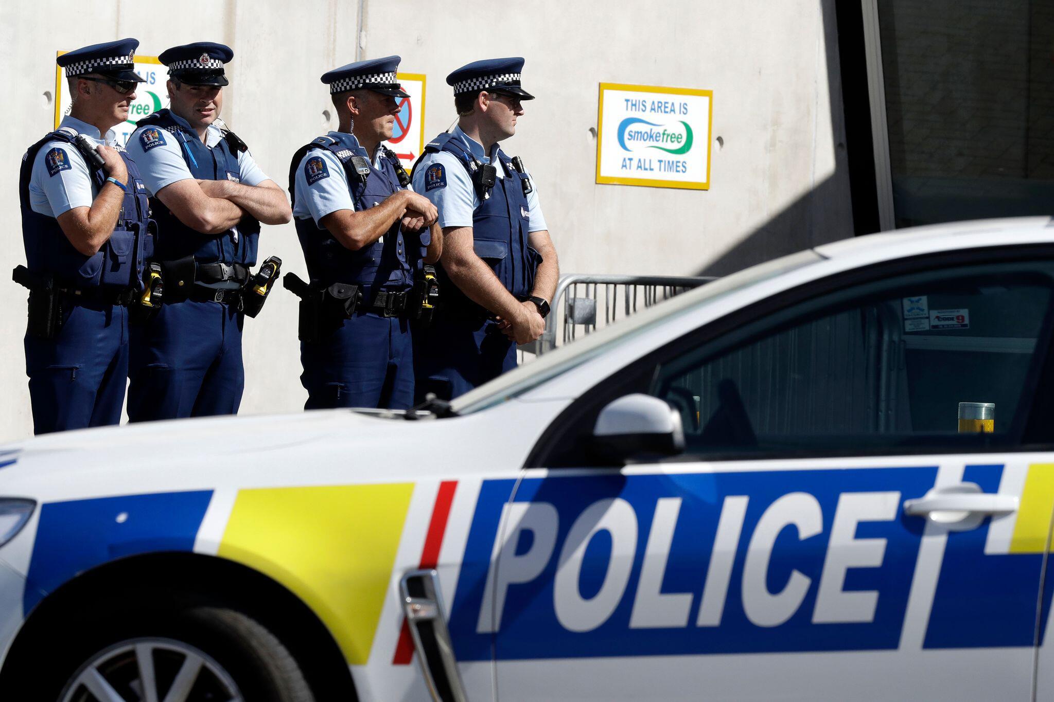 Bild zu Gedenken an Terrorangriff in Christchurch