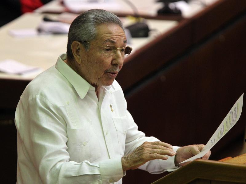 Bild zu Raúl Castro