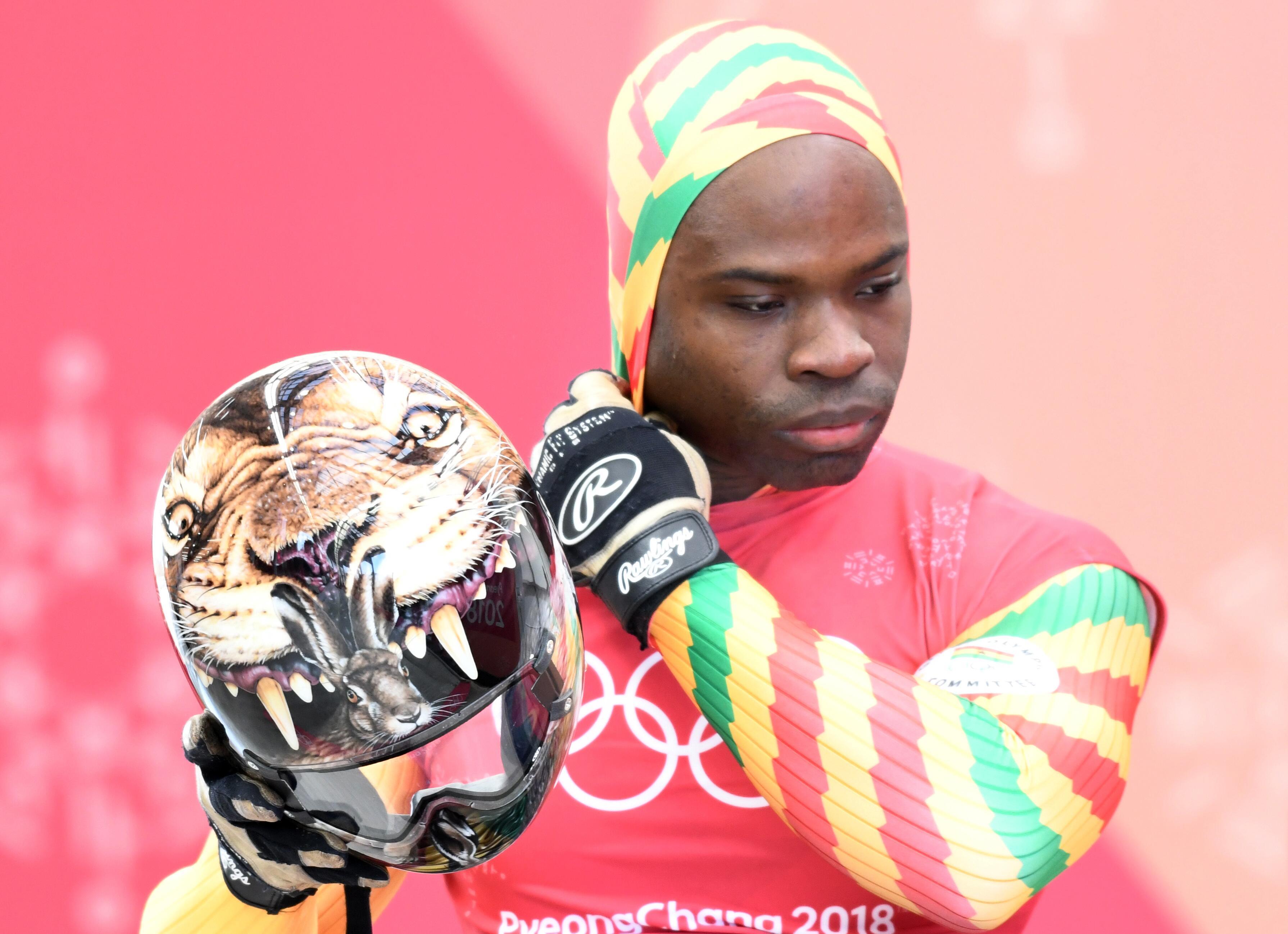 Bild zu Olympia, olympische Spiele, Pyeongchang, Gold-Medaille