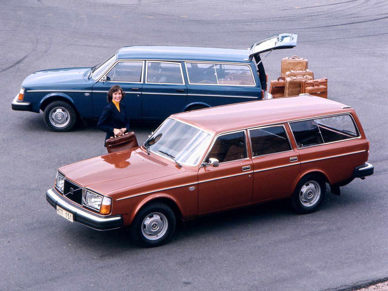 Bild zu Volvo 245