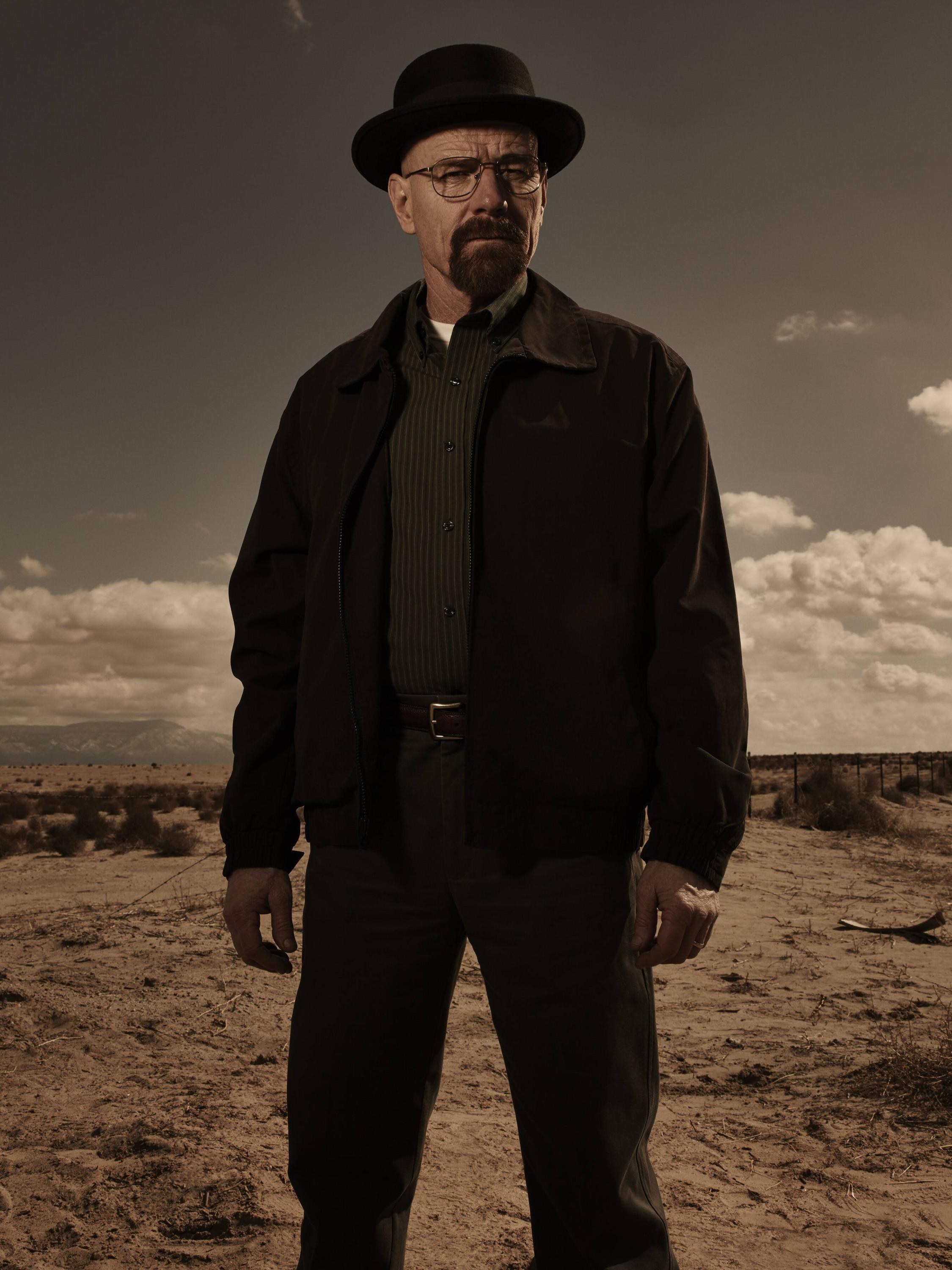 "Bild zu Brian Cranston als Walter White in ""Breaking Bad"""