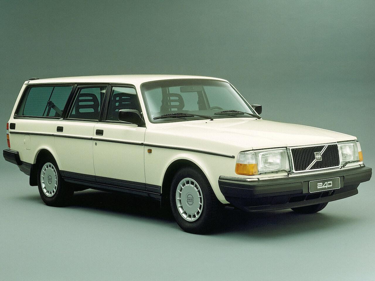 Bild zu Volvo 240