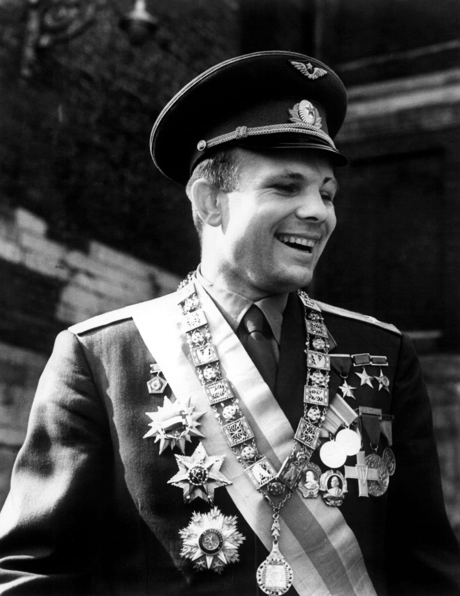 Bild zu Juri Gagarin