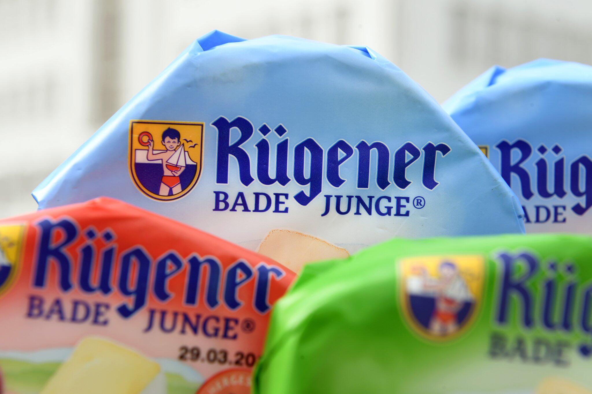 "Bild zu Camembert ""Rügener Badejunge"", Rückruf"
