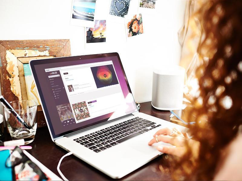 Bild zu Desktop-App von Deezer