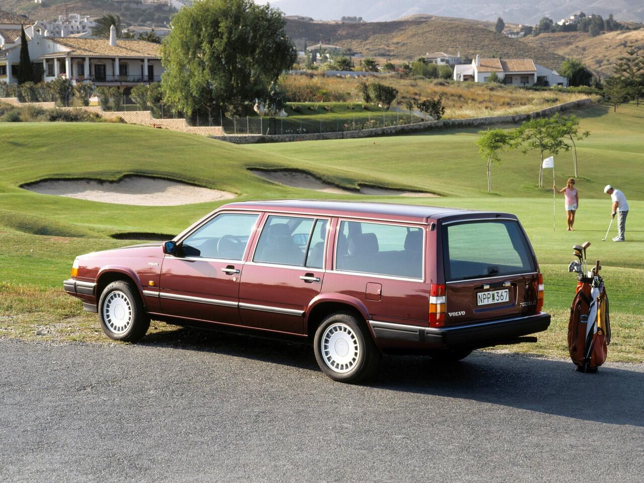 Bild zu Volvo 760