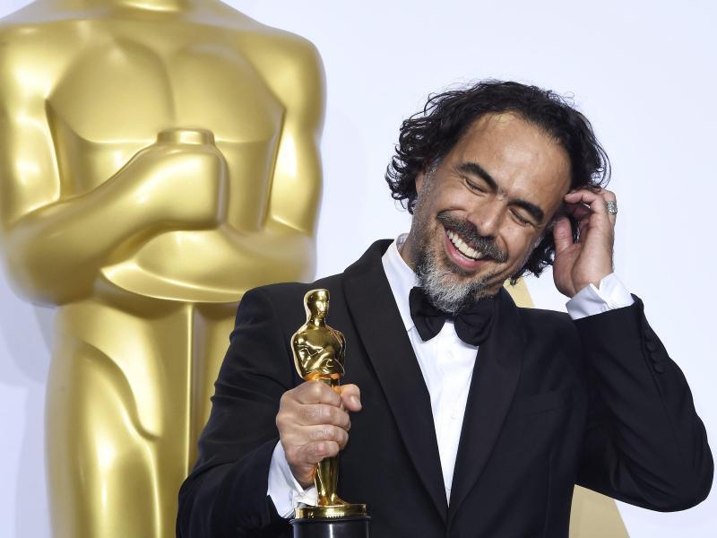Bild zu Alejandro González Iñárritu