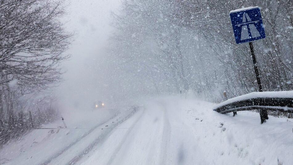 Winterwetter- Schleswig-Holstein