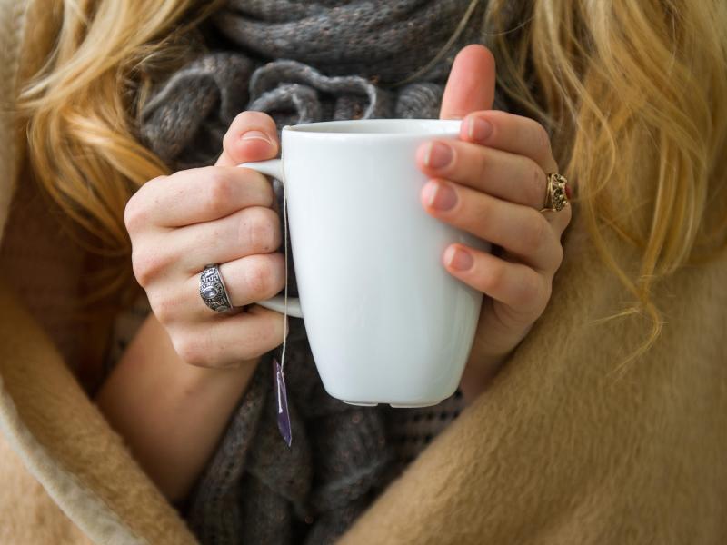 Bild zu Tee trinken
