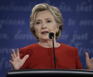 Hillary Clinton, TV-Duell