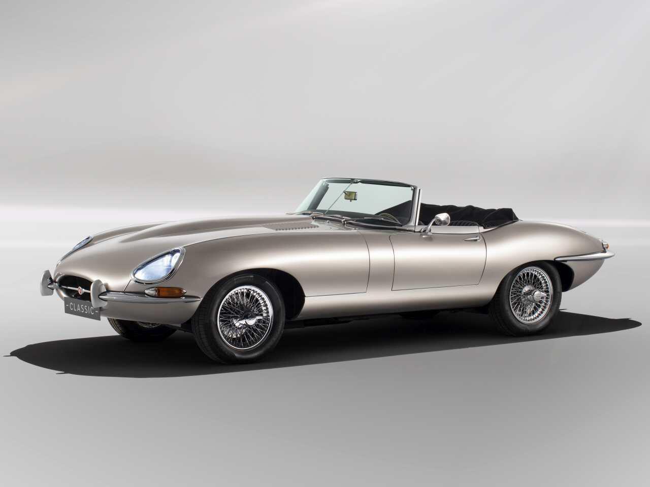 Bild zu Jaguar E-Type Zero