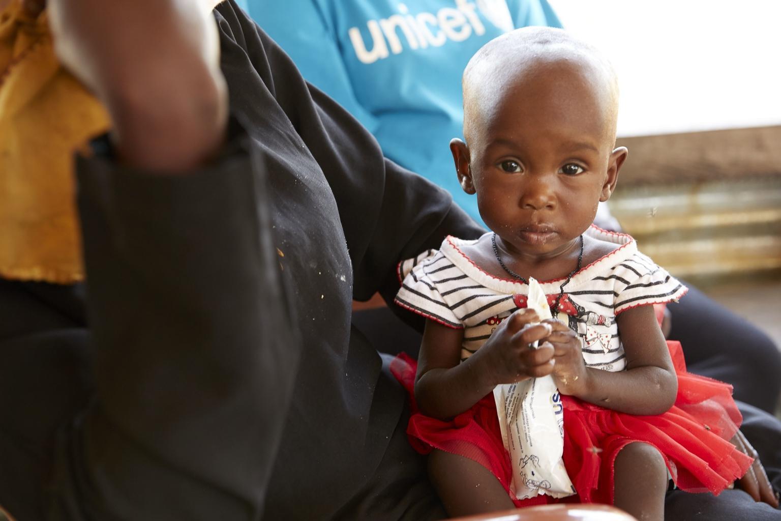 Bild zu Südsudan, Erdnusspaste