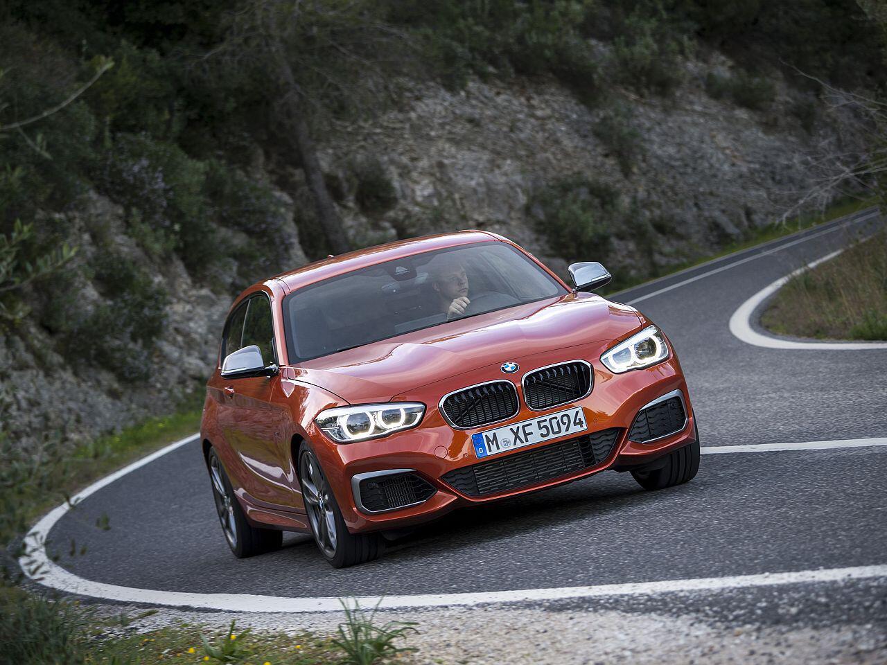 Bild zu Platz 10: BMW 1er