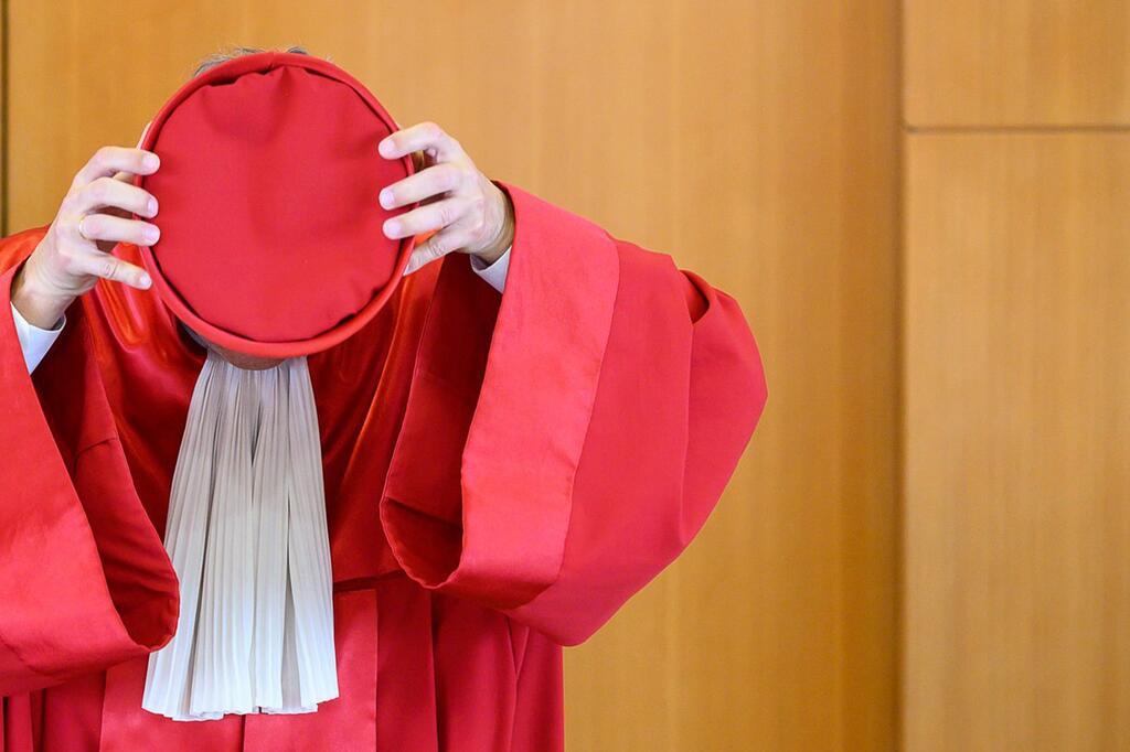 Andreas Voßkuhle, Bundesverfassungsgericht, Kopfbedeckung