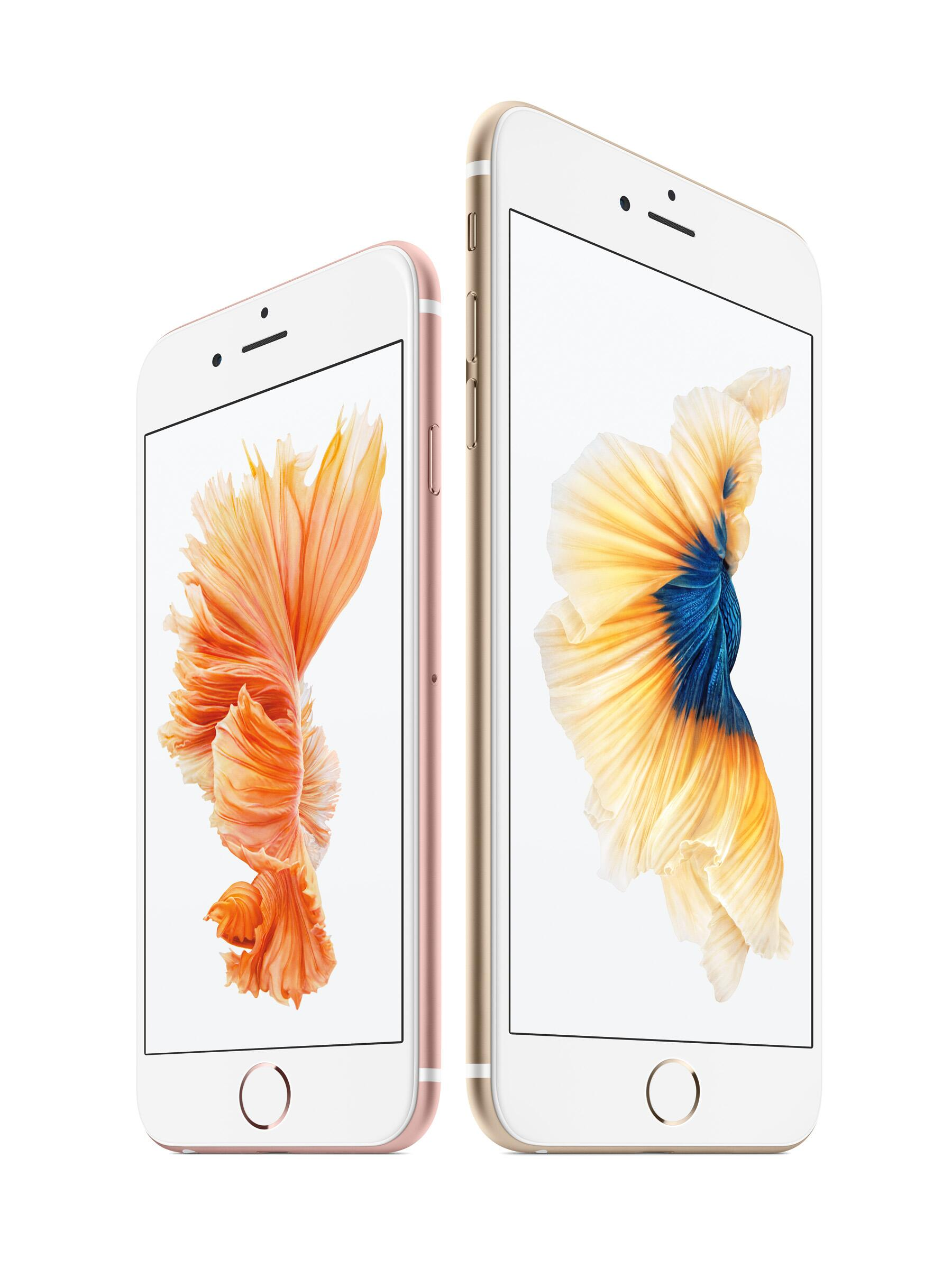 Bild zu iPhone 6S, iPhone 6S Plus