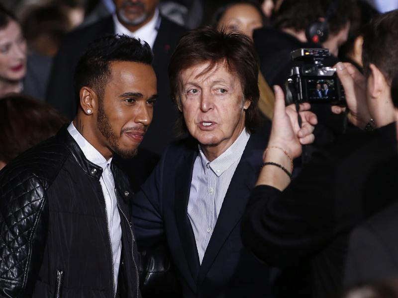 Bild zu Paris Fashion Week - Hamliton und McCartney